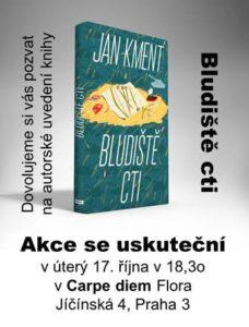 Představení knihy Jana Kmenty