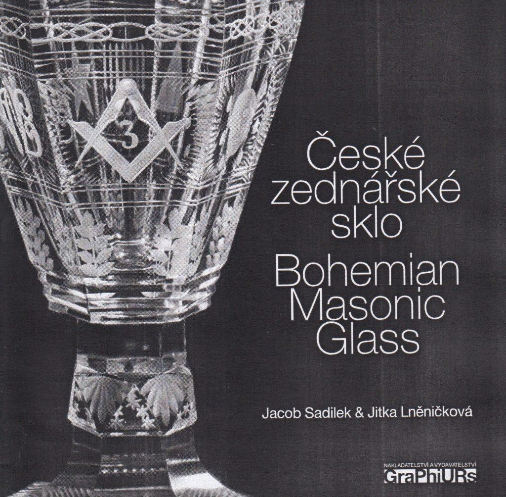 Kniha České zednářské sklo