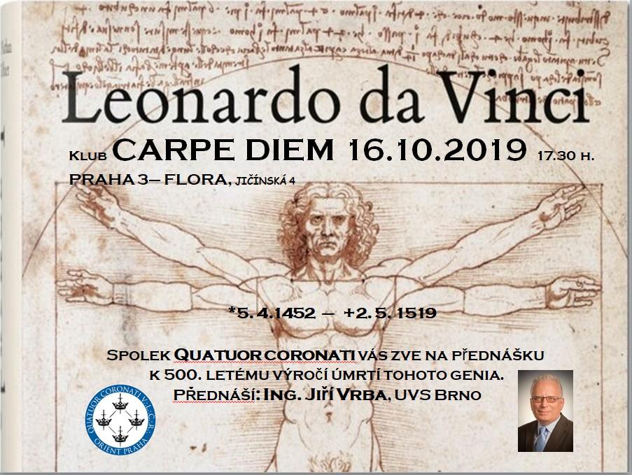 Přednáška k 500. letému výročí