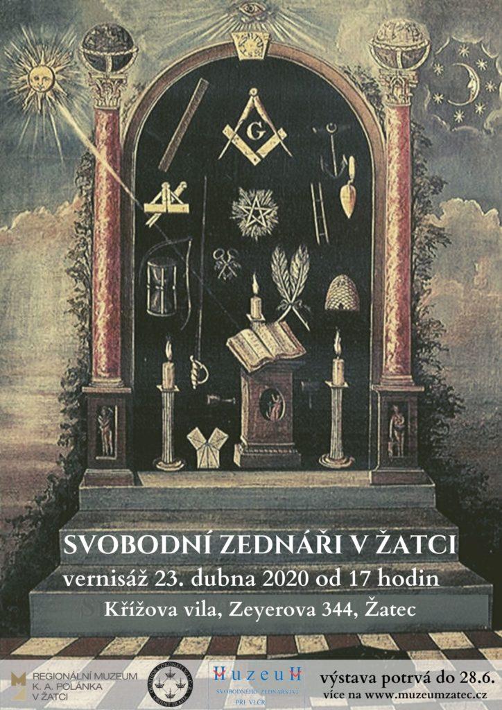 Svobodní zednáři v Žatci
